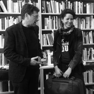 Gespräch mit dem Kunsthistoriker Philip Ursprung an der ETH Zürich zu seinen Herangehensweisen und Methoden