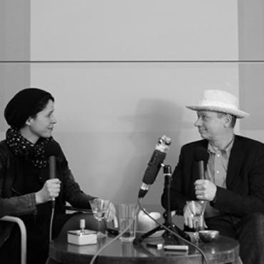 Künstlergespräch mit Ingo Nussbaumer und Nina Gospodin über Kunst, Kreativität und Inspiration